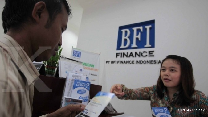 BFI Finance tekan rasio kredit macet ke 1,1%