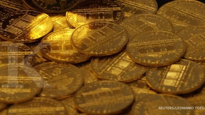 Dua faktor dorong emas ke level tertinggi 6 bulan