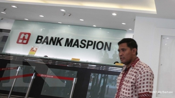 Bank Maspion optimistis meningkatkan kredit dan digital banking