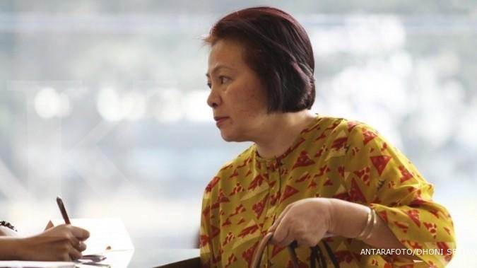 Mangkir di pengadilan, Jaksa bacakan BAP Ratu Rita