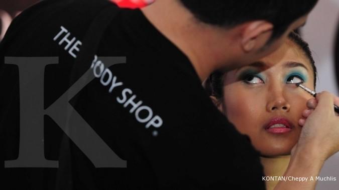 Perusahaan asal Brazil ingin beli The Body Shop