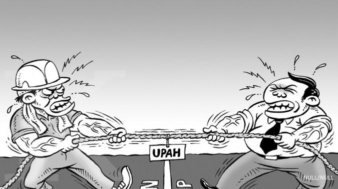 Kadin: Tuntutan UMP DKI Rp 3,5 juta terlalu berat