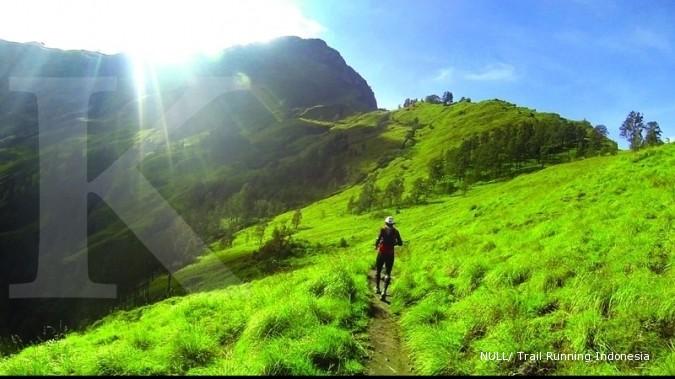 Pendaki Rinjani yang tersesat berhasil ditemukan