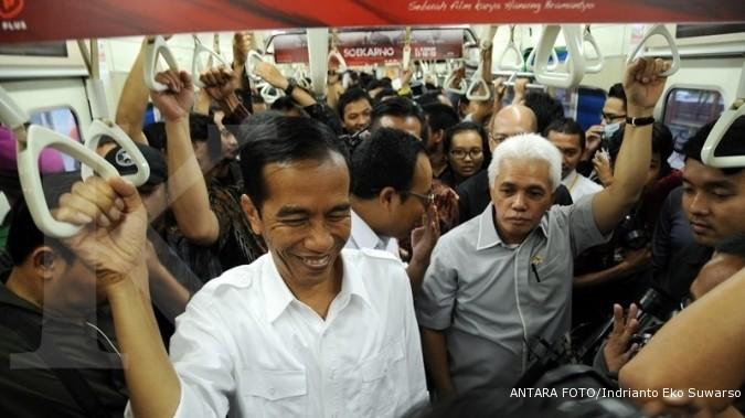 Ini 12 program prioritas Jokowi di tahun 2014
