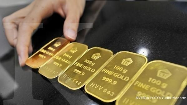 Harga Emas Antam 1 Gram Hari Ini Loncat Rp 12000