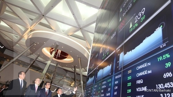 Capitol Nusantara jual kapal demi cash flow