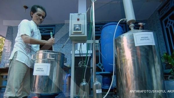 DEN sebut harus ada insentif untuk bioethanol