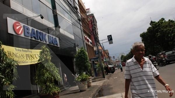 BINA Likuiditas longgar, Bank Ina belum mau cari dana