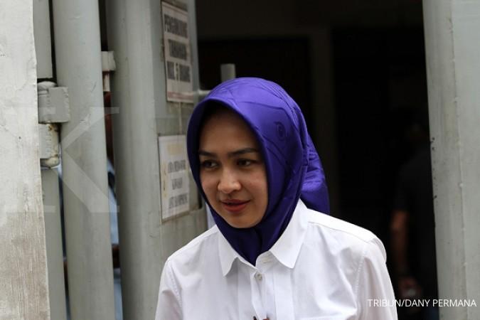 Airin ikhlas suaminya dituntut 10 tahun penjara