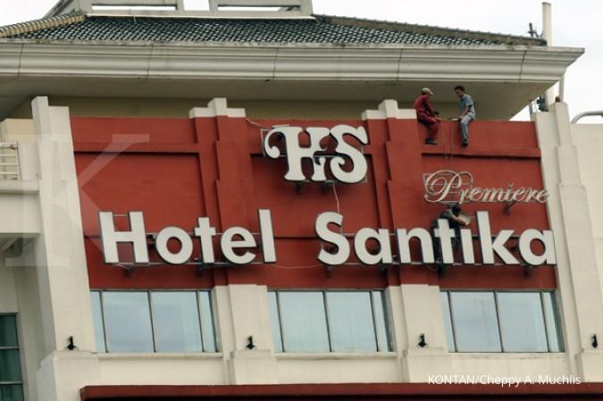 Dyandra ungkap alasan di balik penjualan hotel Santika