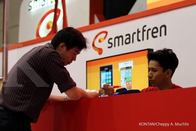 FREN Smartfren Telecom (FREN) akan bangun 3.000 BTS di semester II-2018