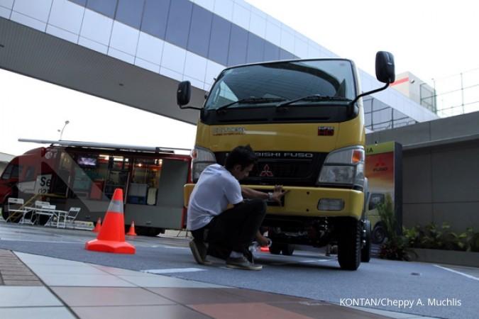 Penjualan mobil niaga Mitsubishi naik 23%