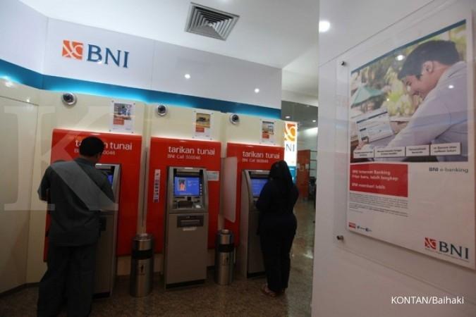 BNI terbitkan 200 ribu kartu debit chip per bulan