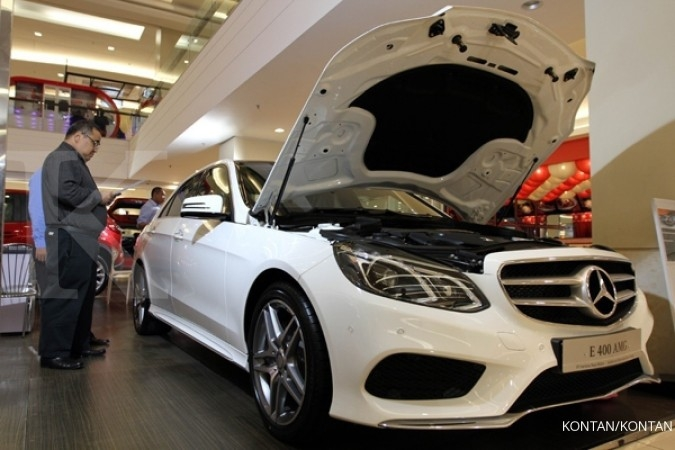 Pajak Penjualan Barang Mewah Turun Akibat Penjualan Kendaraan Bermotor Yang Lesu