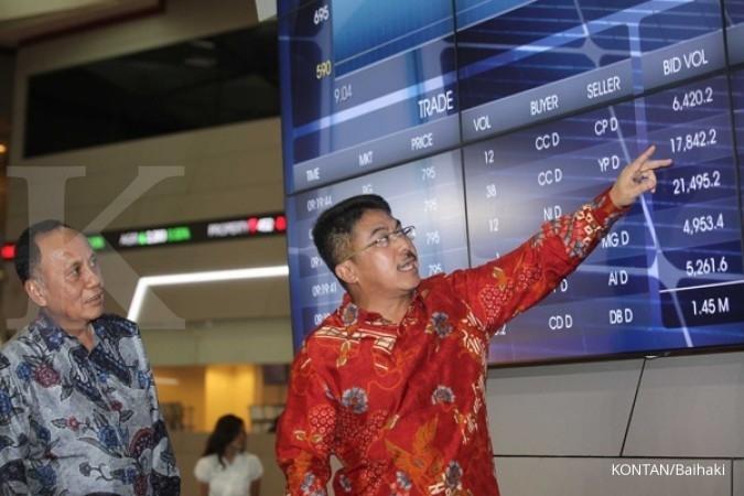 WTON lepas saham treasuri jika tembus Rp 1.000