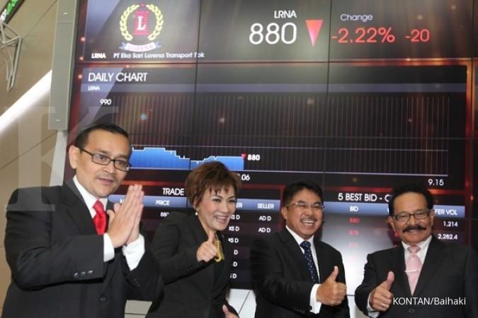 LRNA Lorena klarifikasi transaksi negosiasi 4,6% saham