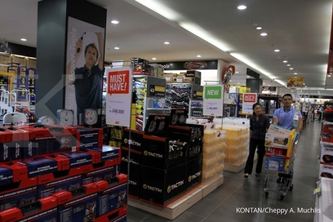 Ace Hardware raih penjualan Rp 5,8 triliun
