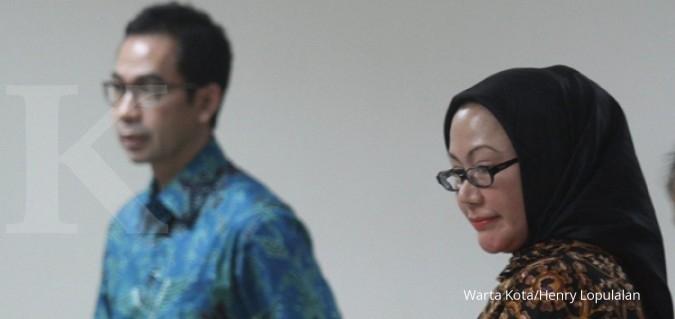 Wawan pengendali korupsi alkes di Banten