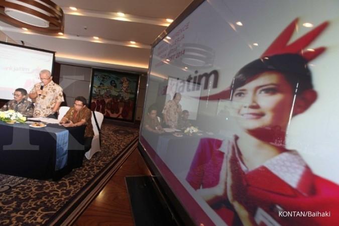 BJTM Bank Jatim tunggu kompetitor sebelum naikkan bunga deposito