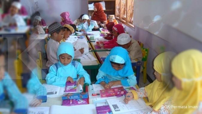 Melirik peluang bisnis lewat pendidikan usia dini