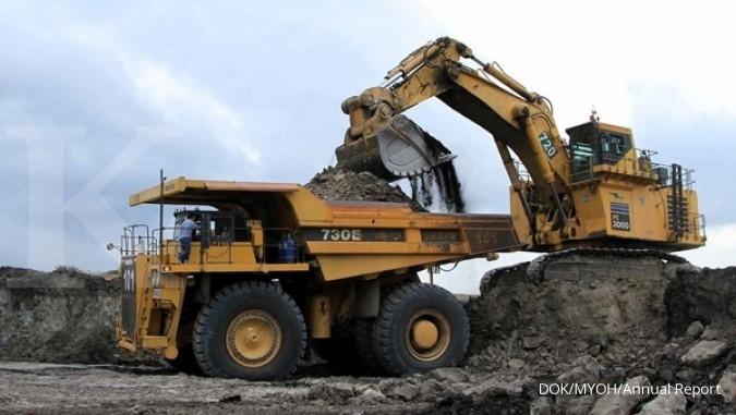 MYOH Bidik tambang batubara, Samindo Resources (MYOH) siapkan US$ 100 juta