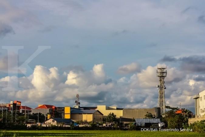 Bali Towerindo Sentra (BALI) telah bangun 400 menara sampai Juni 2018