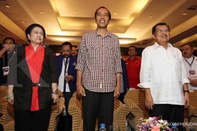 Persaingan Megawati, Jokowi, dan JK Soal Calon Menteri