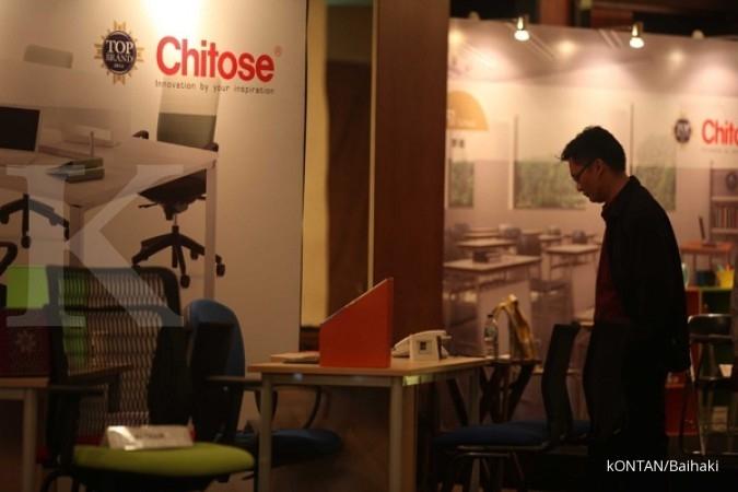 CINT Jurus Chitose menghadapi persaingan pasar furnitur
