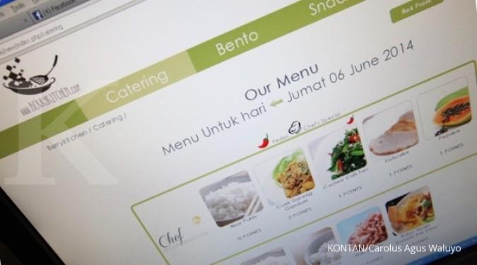 usaha katering online