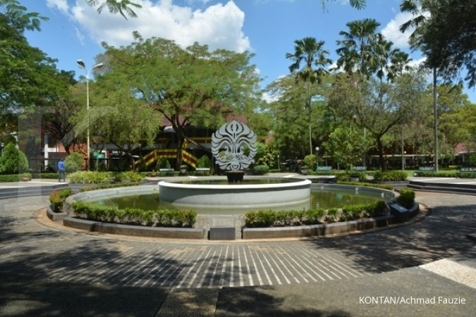 UI enters World University Ranking 2019 ready for global competition