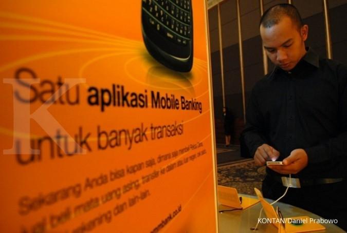 Agar transaksi via mobile banking aman