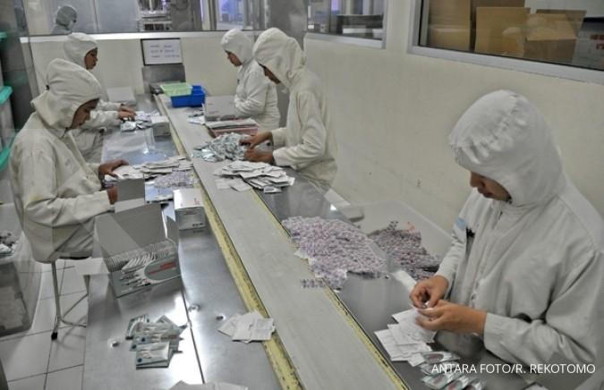 Phapros bangun pabrik hidroksiapatit di 2018