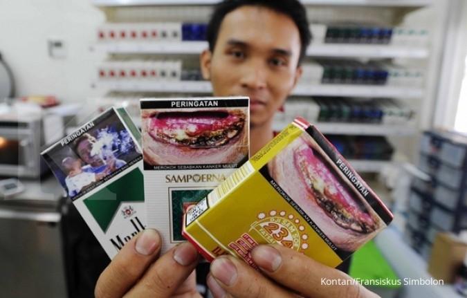 Aprido minta larangan memajang rokok dikaji ulang
