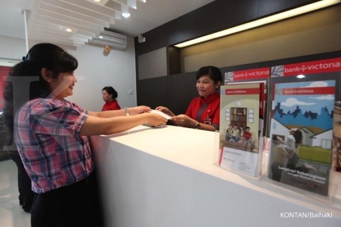 BVIC RUPSLB, Bank Victoria resmi pindah kantor dan ganti pengurus