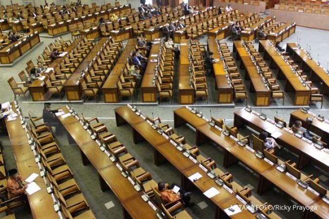 Revisi UU, anggota DPR akan lebih kebal hukum