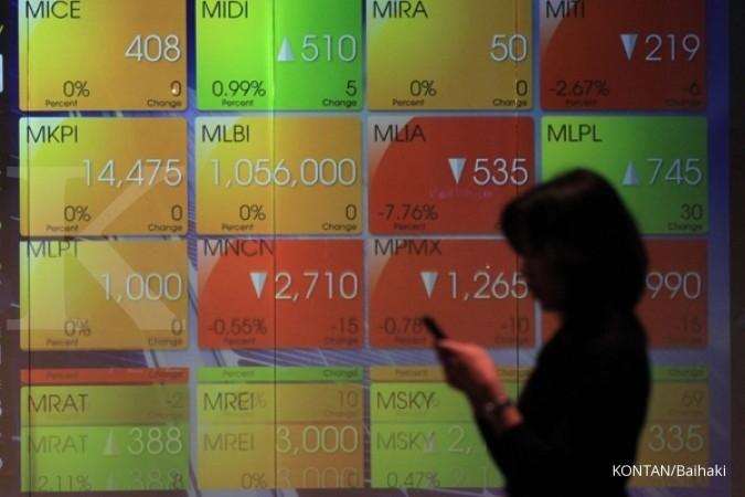 Melejit tidak wajar, saham GSMF masuk UMA
