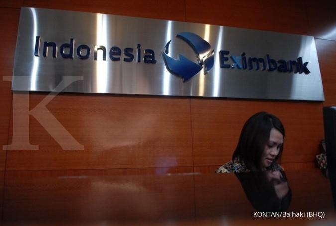 Eximbank bakal makin selektif salurkan pembiayaan