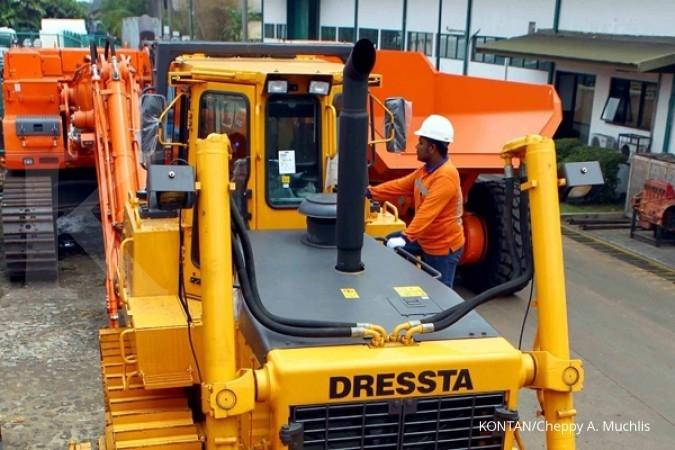 KOBX Kobexindo Tractors keluar dari kerugian