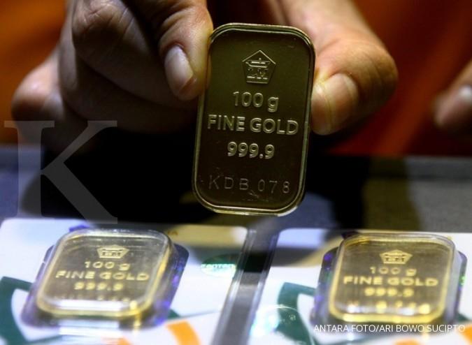 Harga Emas Antam 1 Kg Hari Ini Naik Rp 1000gram