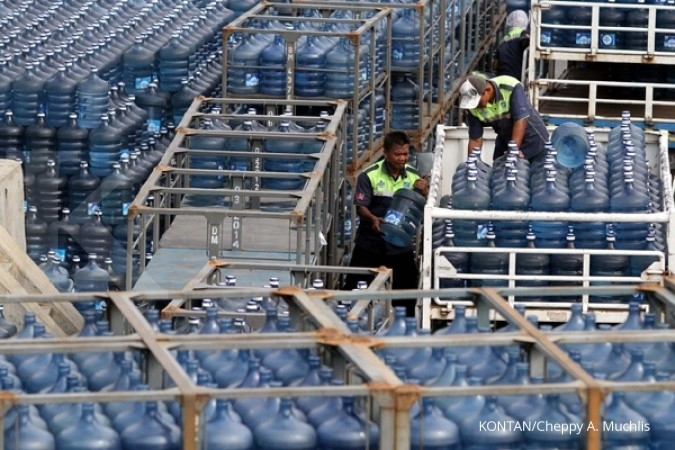 Program CSR Aqua dukung UKM & ekonomi rakyat