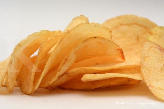 Jepang dilanda krisis kripik kentang