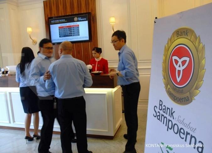 Kredit Bank Sampoerna naik 26% di kuartal I