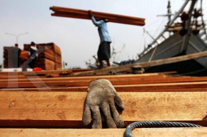 Ekspor kayu ke Inggris diharapkan membaik