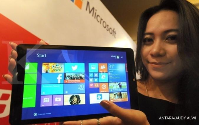 Produksi tablet 7 inci, Advan gandeng Intel