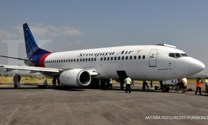 Maskapai penerbangan sriwijaya air akan menambah tiga pesawat