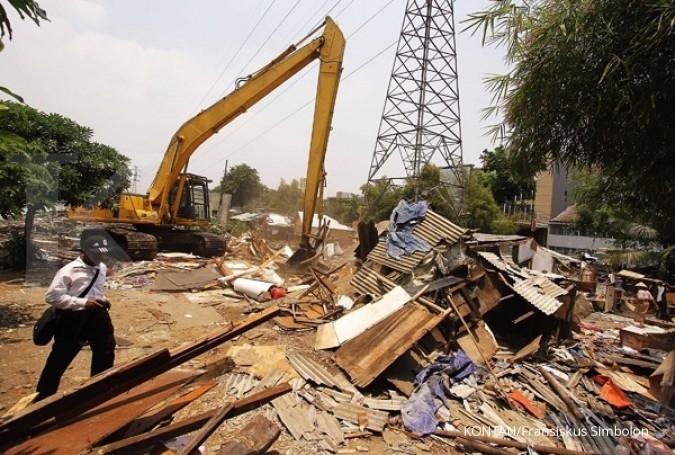 DKI akan bongkar bangunan liar di Jagakarsa