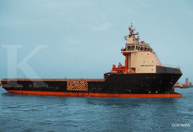 Rights issue, BBRM akan membeli delapan kapal