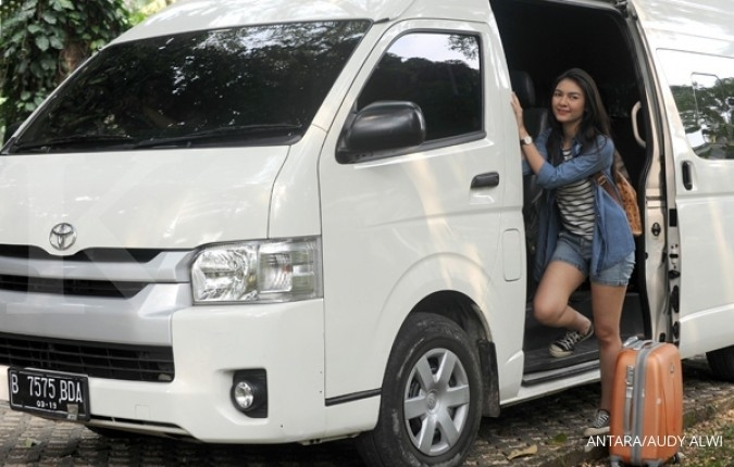 Mobil Minibus Mengejar Pertumbuhan Bisnis Travel