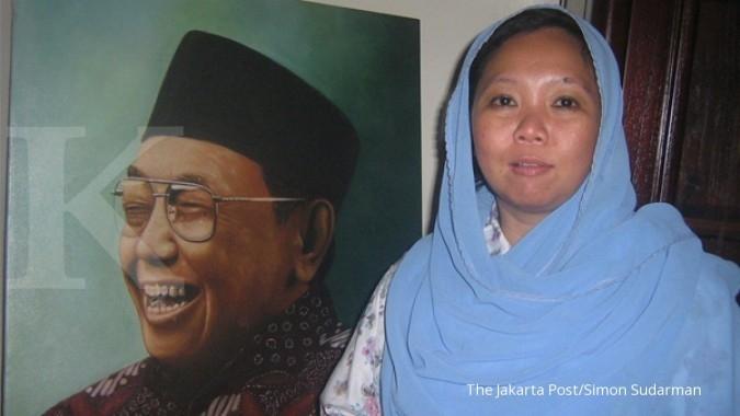 Fadli Zon bilang pindah ke tengah itu kuno; biarkan Bintang Kejora, kata Alissa Wahid