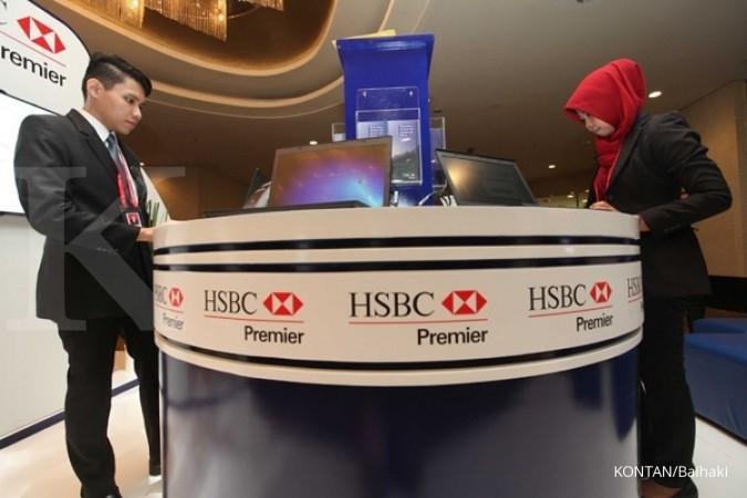 Pengalihan aset HSBC Indonesia selesai 2018